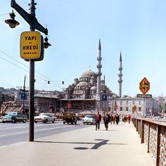 27 Çok Şaşırtıcı ve Etkileyici Renkli Fotoğrafla 1971'in İstanbul'u
