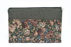 Floral MacBook 13 sleeve, MacBook Pro 13 sleeve, MacBook Air 13 Case, Mac Pro 13 Retina, MacBook 12 case, MacBook Air 11 Case, iPad Pro case by CasesLab on Etsy