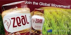 Join the global movement of Zeal for Life Wellness Formula and Weight Management System_
