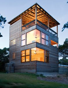 Tower houses - Architecture - How To Spend It