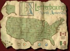 Want to get out in the woods more? Letterboxing is like hunting treasure: improve orienteering skills, go all places you never knew about