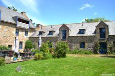 Le Manoir des Portes, hotel restaurant à Lamballe en Bretagne par radis rose http://radisrose.fr/escapade-gourmande-au-manoir-des-portes/ #Bretagne