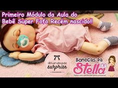 Aula do Bebê Super Fofo Recém Nascido!! Primeiro Módulo - YouTube Baby Doll Nursery, Baby Dolls, Waldorf Dolls, Felt Toys, Soft Dolls, Doll Clothes, Youtube, Nostalgia, Super Cute
