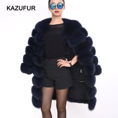 Check out this product on Alibaba.com APP KZ160176 Women thick removable style fox karakul fur coat