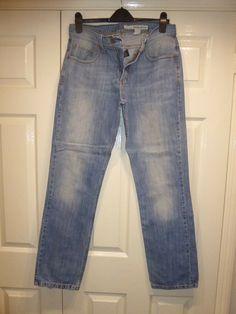 c727069f Diesel Denim Jeans Size 30 X Larkee Regular Straight Hardly Worn