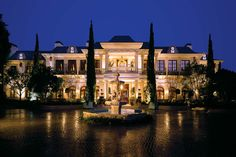Le Belvedere Estate - Bel Air, California