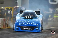 Tommy J JR pilots the Make a wish foundation T/F Funny Car with DSR Team at The Sonoma Nationals.