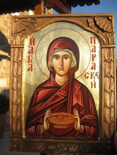 Αγία Παρασκευή: Η γιάτρισσα των ματιών ψυχής και σώματος | Newsone.gr