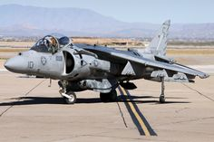 "McDonnell-Douglas AV-8B Harrier II Plus BuNo 165583, VMA-211 ""Avengers"" 