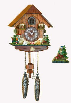Cuckoo Clocks Coo Coo Clock And Clock On Pinterest