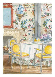 Impromptu Dinner // Mita Corsini Bland