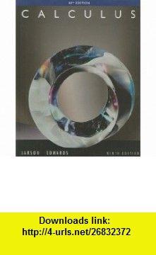 Calculus AP Edition (9780547212890) Ron Larson, Bruce H. Edwards , ISBN-10: 0547212895  , ISBN-13: 978-0547212890 ,  , tutorials , pdf , ebook , torrent , downloads , rapidshare , filesonic , hotfile , megaupload , fileserve