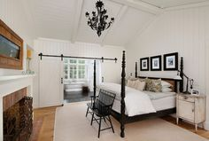 Modern Farmhouse | bedroom
