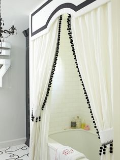 Upgrade Your Shower Style How To Dress Up Bath