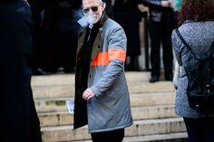 Paris Men's Fashion Week Fall 2015 - Paris Men's Fashion Week Fall 2015 Street Style Day 4