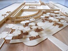 Concept Models Architecture, Maquette Architecture, Futuristic Architecture, Arch Model, Parametric Design, Graduation Project, Architect Design, Color Pallets, Art Lessons