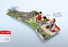 Adeevee - Turkish Airlines: Diego, Freddy, Arnold