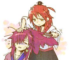 Kouen and Koumei Ren