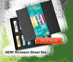 Richeson Street Stix Pavement Pastels