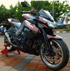 Juragan Moge Bekas Surabaya : Z1000 Kawasaki 2012