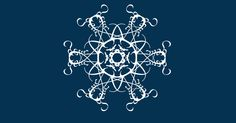 I've just created The snowflake of Angela.  Join the snowstorm here, and make your own. http://snowflake.thebookofeveryone.com/specials/make-your-snowflake/?p=bmFtZT1TYXJhaA%3D%3D