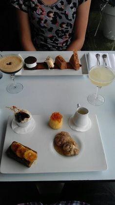 High tea in London...take me there