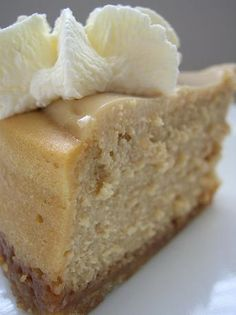 Bailey's & Coffee Cheesecake