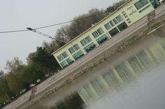 Zoo hotel u Osijeku, rijeka Drava, sajla za Kompu,Osijek