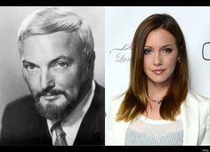 """Jack Cassidy & Katie Cassidy Katie Cassidy has played parts on the small screen (""""Gossip Girl,"""" """"Melrose Place 2.0"""") and the big screen (""""Monte Carlo""""), so it seems she's following in the footsteps of not only her father, David Cassidy of """"The Partridge Family"""" fame, but her grandfather, Jack Cassidy (1927-1976), who had a long career on both Broadway and in TV and film."""