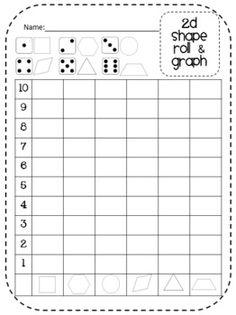 A simple practice game students can do alone, use with tally marks or bar graphs