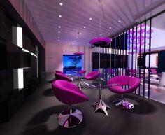Diseño Interior @proyectildesign #EspaciosFelices  Render 3dmax