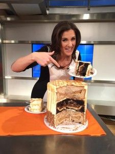 Did you know that our very own, Three Brothers Bakery has been nationally covered multiple times? CNN Headline News, Saturday Night Live and Goodmorning America couldn't get enough of their Pumpecapple Piecake!