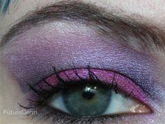 Urban Decay Pink Gravity Makeup Tutorial