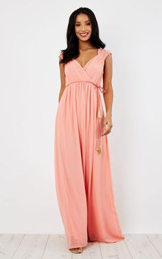 She Who Dares Oh Blessing's Dress Pink - SilkFred