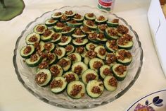 Cucumber pesto bites - #raw #vegan #cleaneating