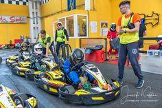 Kart Arena - 1. kolo Majstovstiev SR v halovom kartingu 2018