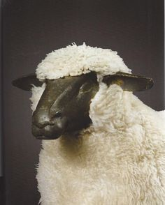 Francois-Xavier Lalanne's sheep made from wool and bronze. #francoisxavierlalanne #lalannesheep . . . #inspiration #explore #architecture #interiorarchitecture #interiordesign #interiors #design #home #homedesign #customhome #house #fineart #fineartadvisory #threedimensionalexperience