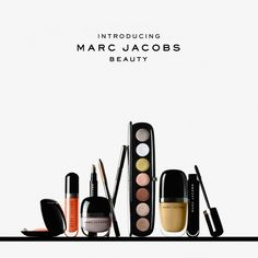 Introducing Marc Jacobs Beauty. Exclusively at #Sephora. Read more on the Glossy!