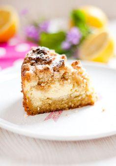 Low Carb Zitronen Streuselkuchen – Low Carb Köstlichkeiten