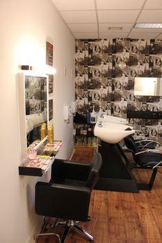 Hair Salon by RK Online Interior Design