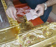 Gold Leaf Gilding Information Hints and Tips #goldleaf