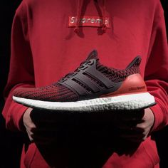 new arrival a8541 21a1d Adidas Ultraboost Sneakers Noble Red Size 7-12 Mens Shoes NMD Boost Y-3