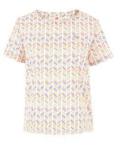 lacoste tshirt (£55) - coggles.com
