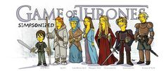 Games of Thrones 2 - Simpson