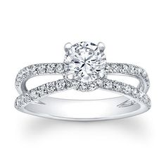 1.5ct round cut diamond for $1,790 on diamondhedge.com  #engagementring #diamonds #love