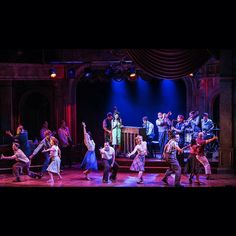 The Paper Mill Playhouse kicked off their exciting 2015-16 season with the hit The Bandstand! Find out more on the blog today! {link in profile}