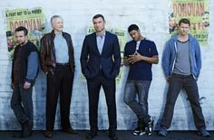 """Ray Donovan   Season 1, Episode 1: """"The Bag or The Bat?"""" Ray Donovan: """"Do you think you're the first person I've dealt with woke up with a dead body?"""""""