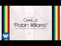 """""""Still Mourning Robin Williams"""" Ceelo Green's New Single Is A Tribute To Robin Williams - Purple Clover"""