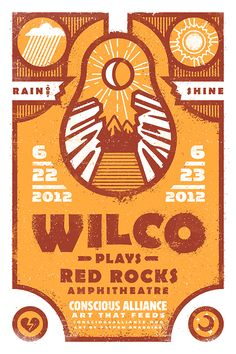 Wilco Plays Red Rocks