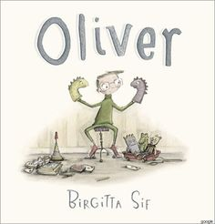"""Penguin Random House """"oliver"""" Hardcover By Birgitta Sif New Books, Books To Read, Thing 1, Find Friends, Children's Picture Books, Penguin Random House, Children's Literature, Children's Book Illustration, Book Illustrations"""